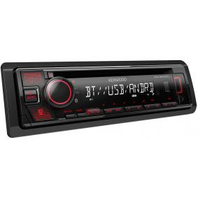 Auto-Stereoanlage Leistung: 4x50W KDCBT430U