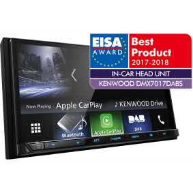Multimedia-Empfänger Bluetooth: Ja, TFT DMX7017DABS