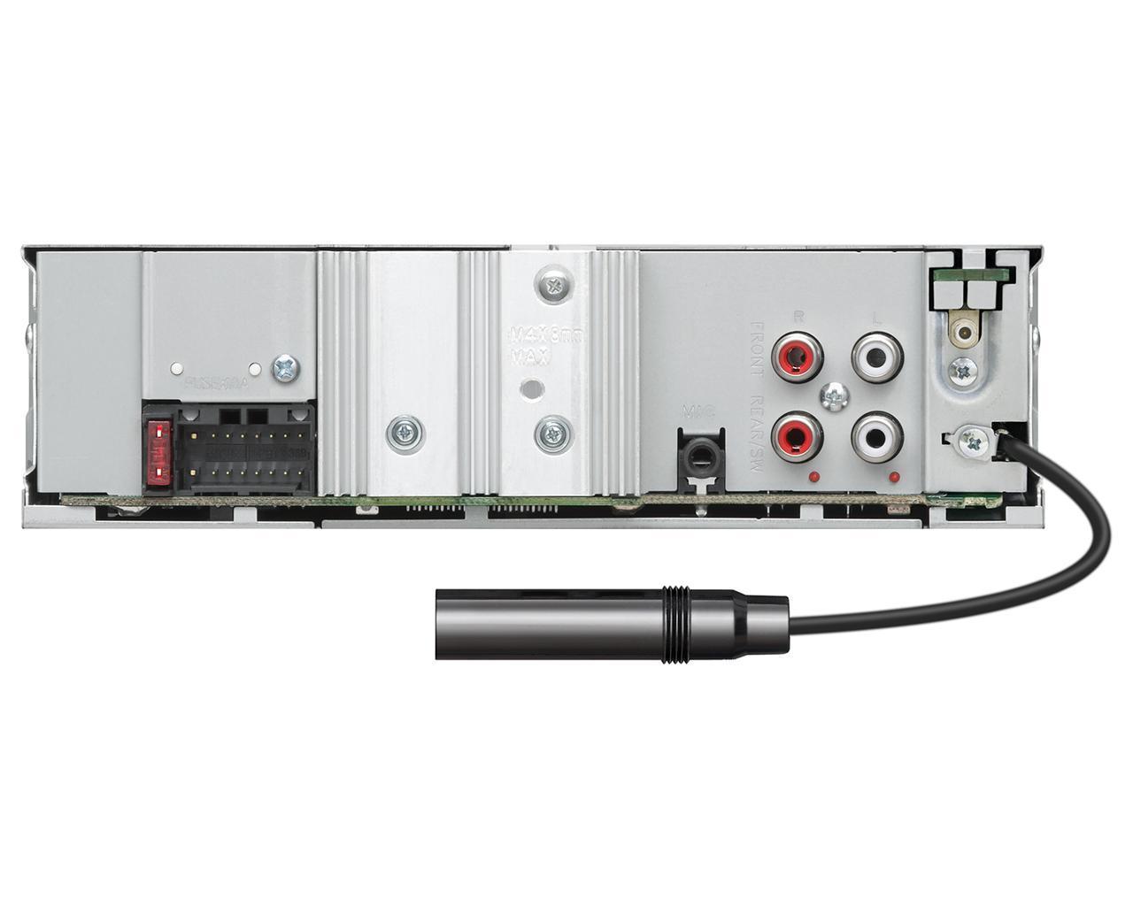 auto radio JVC KD-X451DBT Bewertung