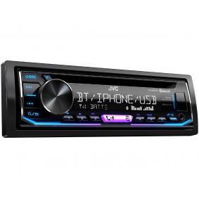 Stereo Potenza: 4x50W KDR992BT