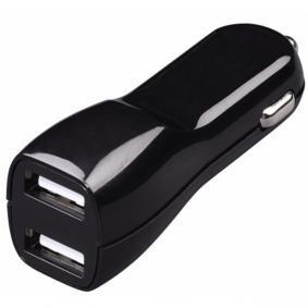 Încărcător auto pentru telefon mobil Putere curent de iesire: 2.1A, Tensiune de intrare: 12V, 2V 14197