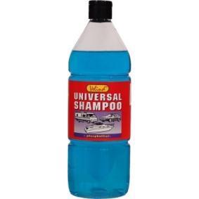 Wasch-Reiniger und Außenpflege VELIND 31606 für Auto (Flasche, Inhalt: 1l)