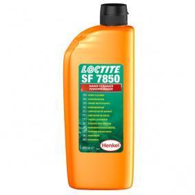 Produits de nettoyage des mains LOCTITE 2098250 pour voiture (Capacité: 400ml, ne contient pas de solvant, biodégradable, sans huile minérale, Bouteille)