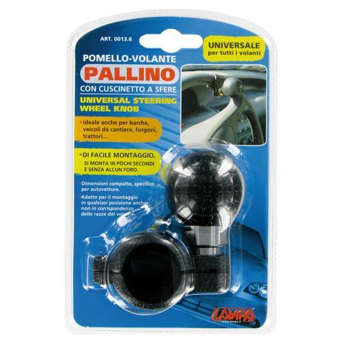Aide au volant (boule directionnelle au volant) LAMPA 00136 connaissances d'experts