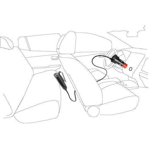 Cablu de încărcare, brichetă LAMPA 38883 nota