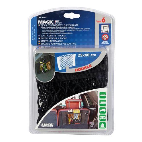 Rede de bagagem LAMPA 60267 conhecimento especializado
