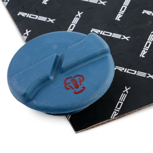 Sealing Cap, coolant tank RIDEX 56V0022 expert knowledge