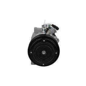 Lichtmaschine Rippenanzahl: 6 mit OEM-Nummer A0111548402