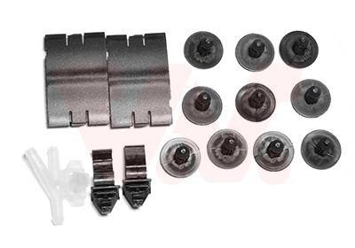 VAN WEZEL  4388797 Montagesatz, Motorhaube