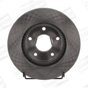 Brake Disc 562675CH JUKE (F15) 1.5 MY 2020
