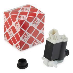 2006 KIA Ceed ED 1.6 CRDi 115 Water Pump, window cleaning 107382