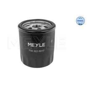 Oil Filter Ø: 77mm, Inner Diameter 2: 71mm, Inner Diameter 2: 62,5mm, Height: 85,5mm with OEM Number 5 015 485