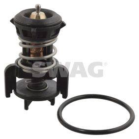 Thermostat, coolant with OEM Number 04L 121 026J