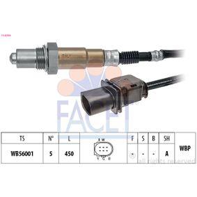 Lambdasonde Kabellänge: 450mm mit OEM-Nummer 2269000Q1C