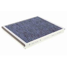 Filter, Innenraumluft Länge: 266mm, Breite: 234mm, Höhe: 30mm mit OEM-Nummer 01718 042