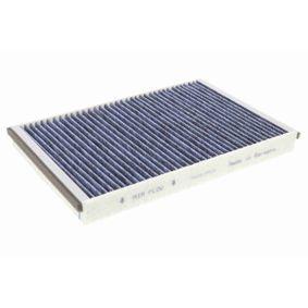 Filter, Innenraumluft Länge: 307mm, Breite: 199mm, Höhe: 32mm mit OEM-Nummer 9121627