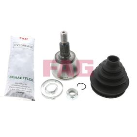 Joint Kit, drive shaft Int. teeth. wheel side: 25 with OEM Number A169 370 55 72