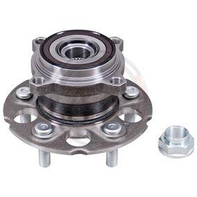 Wheel Bearing Kit with OEM Number 42200T1GE01
