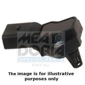 Датчик, налягане при принудително пълнене 82159E Golf 5 (1K1) 1.9 TDI Г.П. 2008