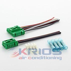 Kabelreparatursatz, Innenraumheizlüfter (Motorvorwärmsystem) mit OEM-Nummer 77 01 048 390