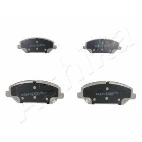 Brake Pad Set, disc brake Article № 50-0H-H25 £ 140,00
