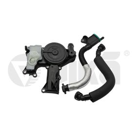 Oil Trap, crankcase breather with OEM Number 06H 103 495AC
