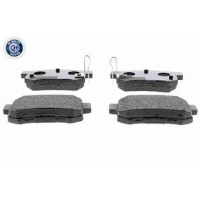 Brake Pad Set, disc brake A26-0021 CIVIC 7 Hatchback (EU, EP, EV) 1.7 CTDi MY 2003