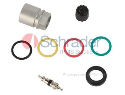SCHRADER  5001 Reparatursatz, Radsensor (Reifendruck-Kontrollsys.)