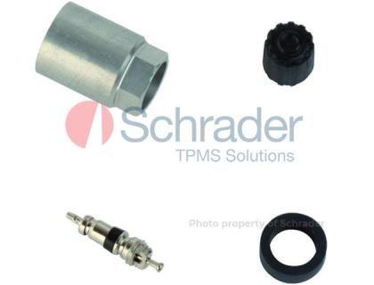 SCHRADER  5004 Reparatursatz, Radsensor (Reifendruck-Kontrollsys.)