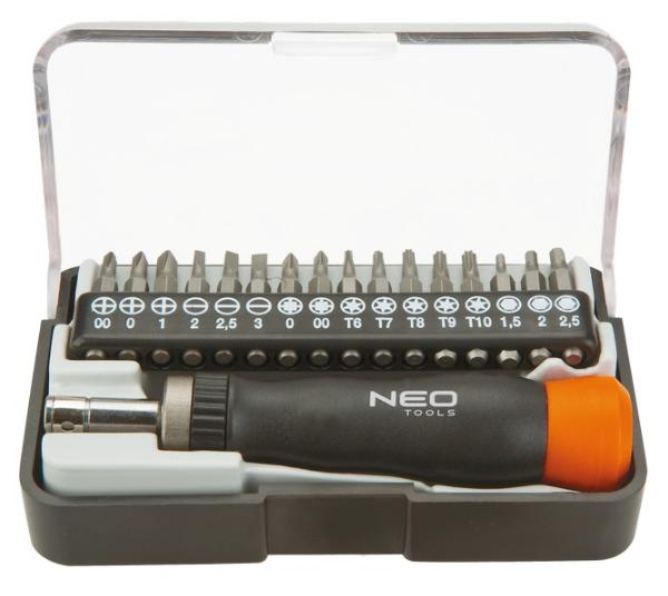 NEO TOOLS  04-228 Bit-Schraubendreher