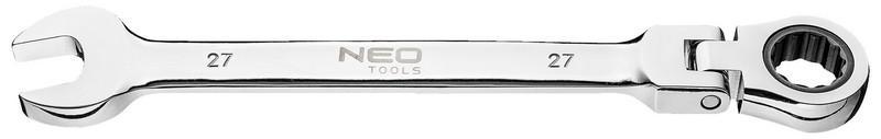 NEO TOOLS  09-056 Ratschen-Ringgabelschlüssel