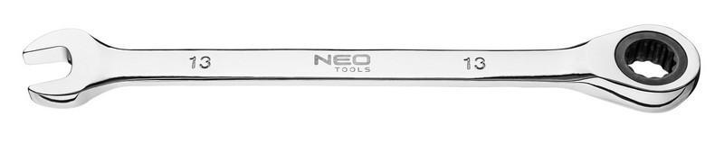 NEO TOOLS  09-065 Ratschen-Ringgabelschlüssel