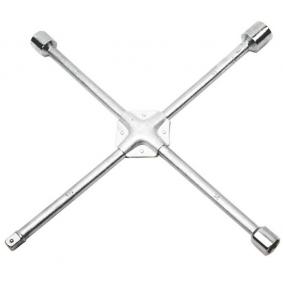 Four-way lug wrench Length: 355mm 11100