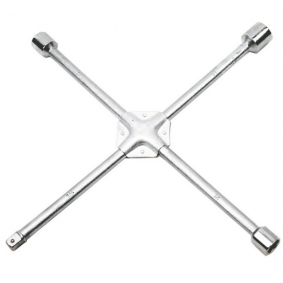 Four-way lug wrench Length: 700mm 11102