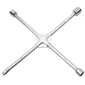 Llave de cruz para rueda de cuatro vías Long.: 700mm 11102