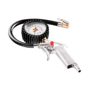 Compressed Air Tyre Gauge / -Filler 12546