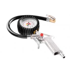 Urządzenie do pomiaru ciżnienia w kole i pompownia powietrza 12546