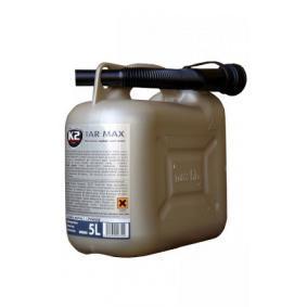 Teer- und Ölfleckentferner K2 M145 für Auto (Kanister, Inhalt: 5l)