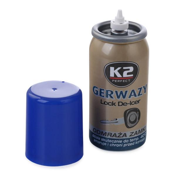 Enteiser K2 K656 Erfahrung