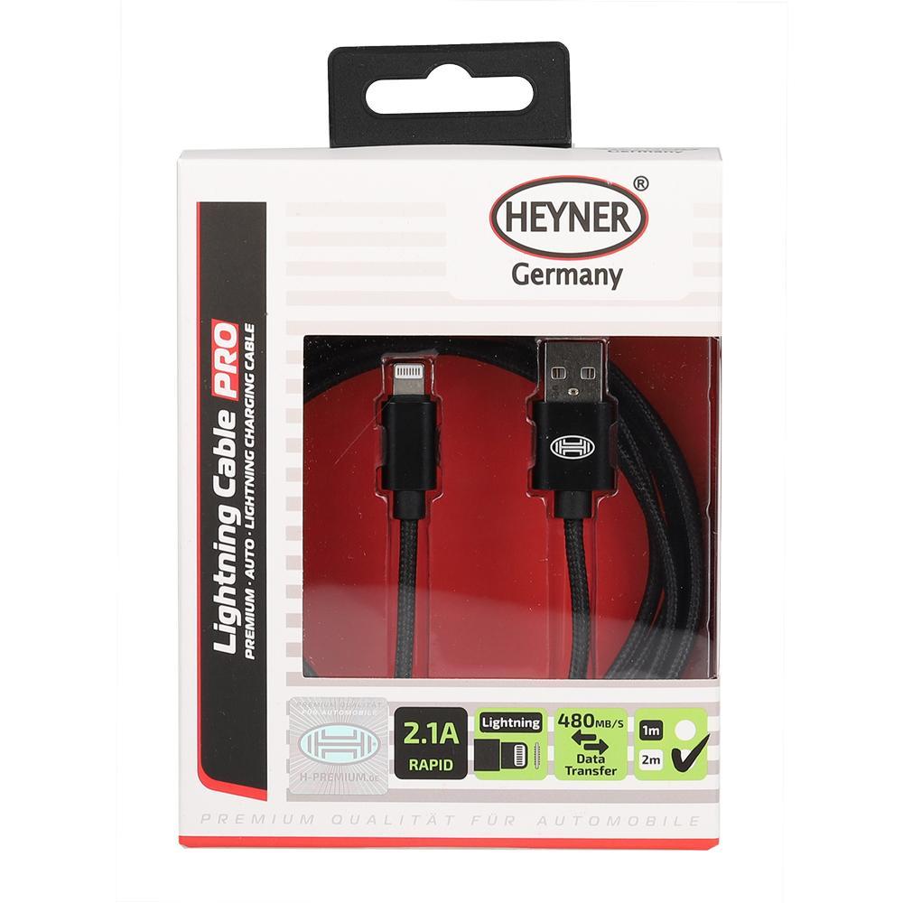 USB-Ladekabel HEYNER 511770 Bewertung