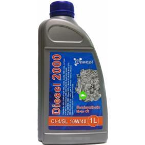SPECOL Spec, Diesel 2000 101438 Двигателно масло