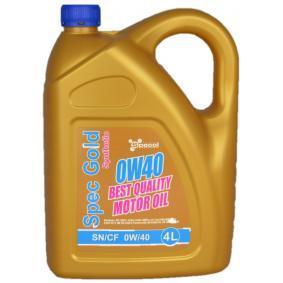 SPECOL Spec, Gold 101749 Двигателно масло