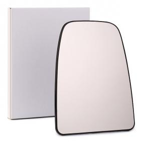 RIDEX Side view mirror Right, Upper section