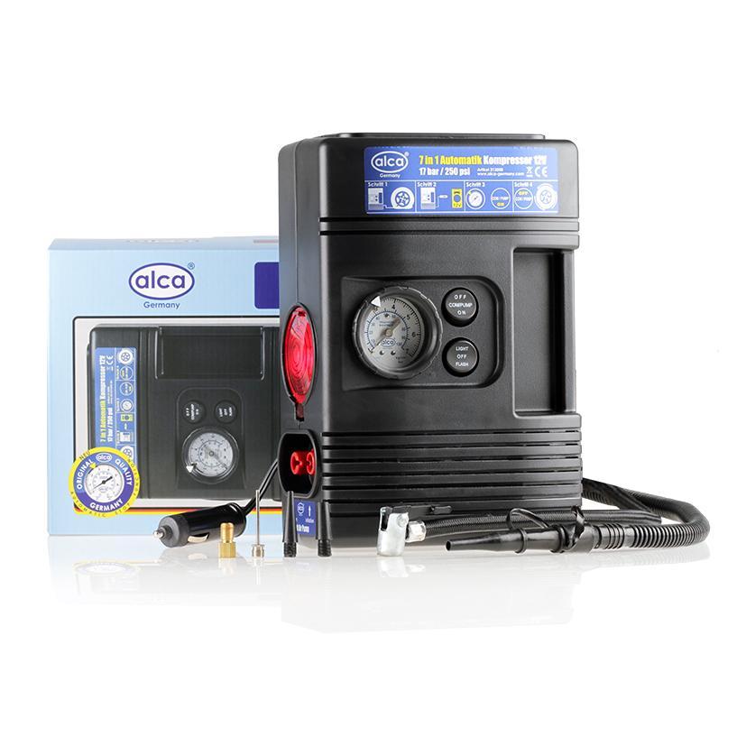 Luftkompressor 213000 ALCA 213000 af original kvalitet