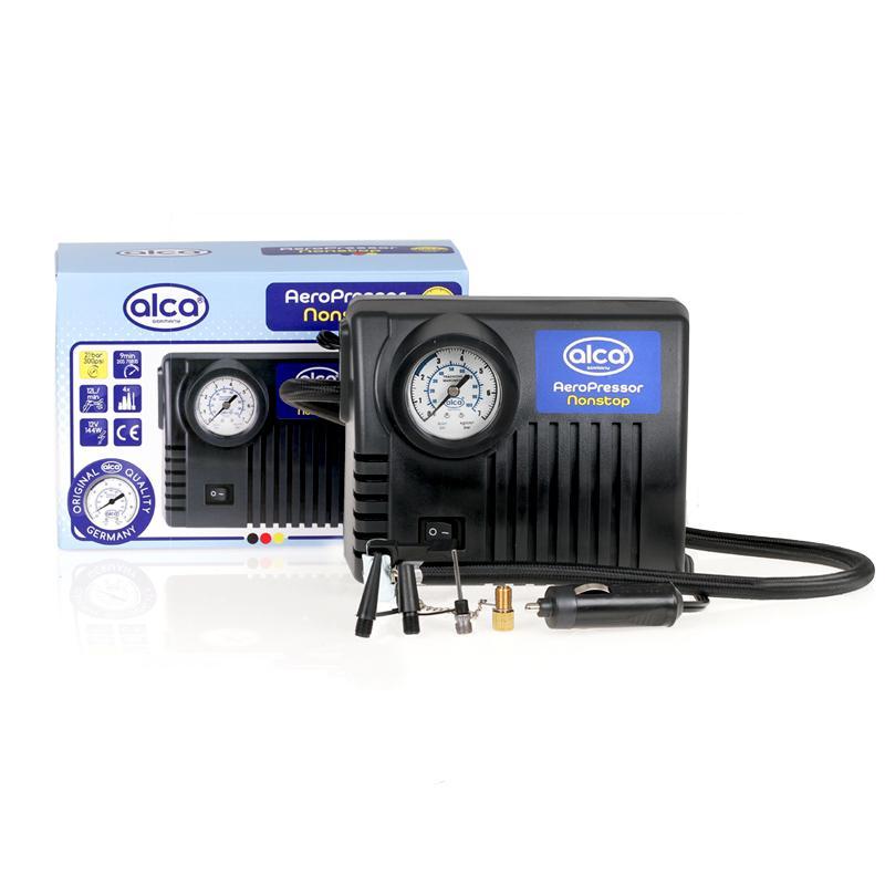 Compressor de ar ALCA 220000 conhecimento especializado