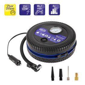 Vzduchový kompresor váha: 0.82kg, Velikost: 180x180x70 241500