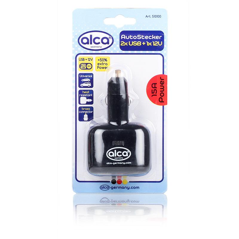 Charging cable, cigarette lighter ALCA 510100 expert knowledge
