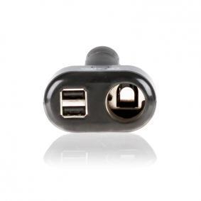 Câble de recharge, allume-cigare 510100