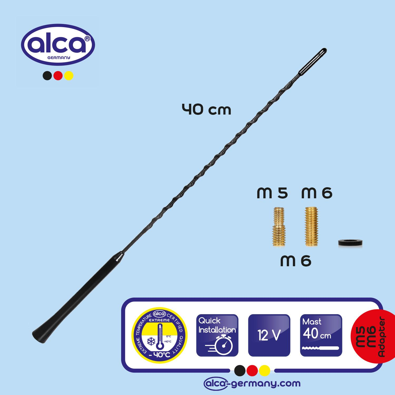 Antena ALCA 537000 conocimiento experto