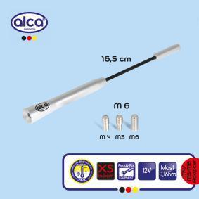 Antena Comprimento: 16.5cm 537110